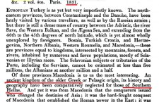 French consul in 1831: Macedonia consists of Greeks and Bulgarians