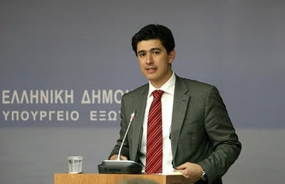 delavekouras Macedonia News : Delavekouras urges FYROM to grow up and become sincere interlocutor