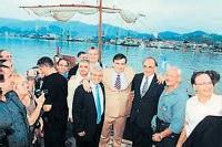 Αθήνα-Έφτασε στην Κολχίδα η «Αργώ». Δήλωση του αντιπροέδρου της Βουλής Γ. Σούρλα για την αναβίωση τη...