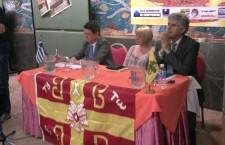 Η Χαρά Νικοπούλου σε εκδήλωση για την Άλωση