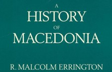 """History of Macedonia"" by Prof. R. Malcolm Errington"