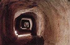 eupalinos tunnel 225x145 Body of former Cyprus president Papadopoulos stolen from grave