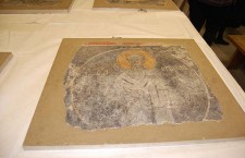 Five rare Byzantine fresco-icons stolen in 1978 return to Greece