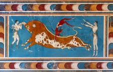 minoans 225x145 Ancient Greek splendour and brutality   a template for now