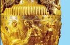 Τα Mακεδονικά Συμπόσια - Tα αρχαιολογικά ευρήματα σε Bεργίνα και Δερβένι