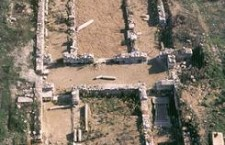Δίον: Εντοπίστηκε έπαυλη της ύστερης αρχαιότητας