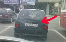 Η Ερώτηση της Ημέρας: Πως ξεχωρίζετε ένα Σκοπιανό Αυτοκίνητο??