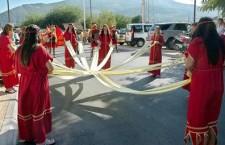Συγκλονιστικές Φωτογραφίες Σκοπιανών Μαθητών στα πλαίσια των εορτασμών του Ίλιντεν!!