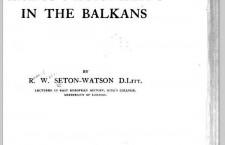"""The Rise of Nationality in the Balkans"", 1918"