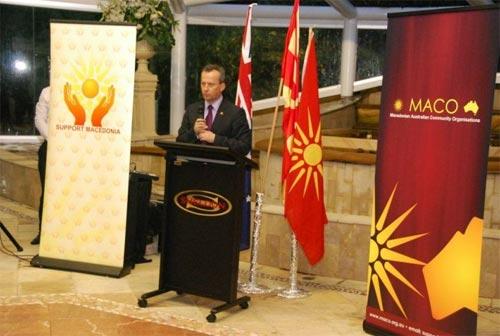 Ο πρόεδρος της Σκοπιανής Βουλής καλεί τον Μεϊμαράκη για επίσκεψη στα Σκόπια