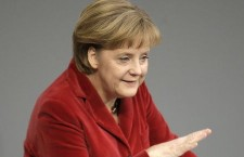 Merkel's Nato 'veto' comments were about Russia, not Greece, Athens told