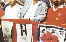 1990 protest 225x145 Ντροπή να μας την φέρει το ασήμαντο Σκοπιανό προτεκτοράτο