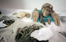 Μακεδονία - Οι μεγάλες των αρχαίων κλοπές