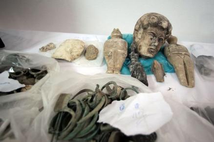 Μακεδονία – Οι μεγάλες των αρχαίων κλοπές