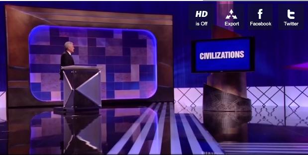 jeopardy Ερώτηση για Μακεδονία σε γνωστό τηλεοπτικό Quiz Show στις ΗΠΑ