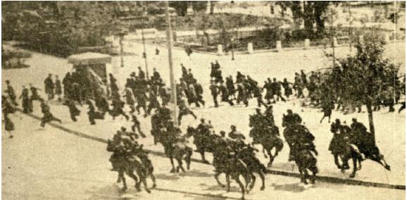 Η 25η Μαρτίου στα χρόνια της Κατοχής