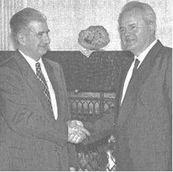 Μια κρίσιμη συνάντηση «γέννησε» την ΠΓΔΜ