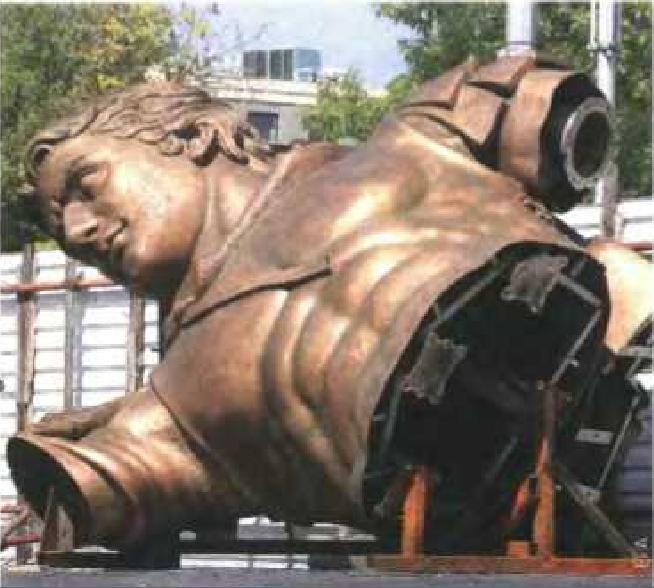 """Η Σκοπιανή Αντιπολίτευση """"αποκαθηλώνει"""" τον Μέγα Αλέξανδρο"""