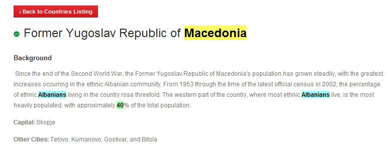 nato before Το ΝΑΤΟ αφαιρεί αναφορές για την FYROM σε Ιστοσελίδα του λόγω εξαγριωμένων Σκοπιανών