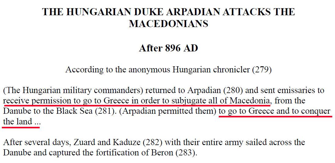 Σπάνια Μαρτυρία του 13ου αιώνα για την Ελληνικότητα της Μακεδονίας