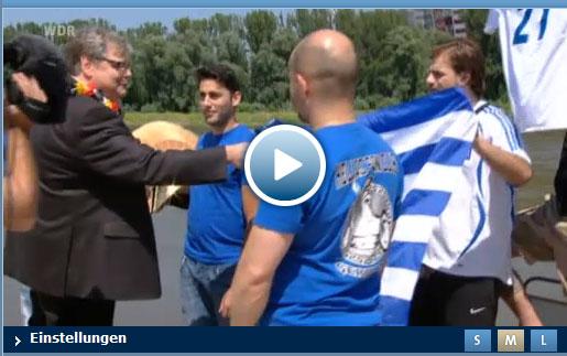Μήνυμα από Μακεδόνες προς Σκοπιανούς μέσω… Γερμανικής τηλεόρασης