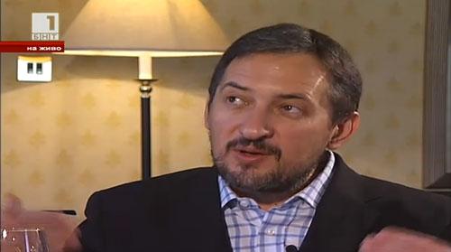 ljubco Γκεοργκιέφσκι στην Βουλγαρική TV : Δεν είναι μεγάλη υπόθεση να λεγόμαστε Βόρεια Μακεδονία