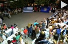 Οι Μακεδόνες γιόρτασαν στη Φλώρινα