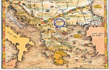 ptolemaic map 1513 225x145 Καστρί Πολυνερίου Γρεβενών: Στο φως οχυρωμένη ακρόπολη που προστατεύει οικοδομικό συγκρότημα του 4ου και 3ου αι. π.Χ