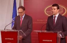 Στα κρύα του λουτρού άφησε τους Σκοπιανούς ο αναπληρωτής Γενικός Γραμματέας του ΝΑΤΟ