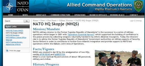 Δεν μας τα λένε καθόλου καλά στο ΝΑΤΟ και φυσικά στο ΥΠΕΞ…