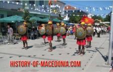 Η Φωτογραφία της Εβδομάδας - Μαθητές σε παρέλαση στα Σκόπια