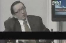 """Σκοπιανός """"Ακαδημαϊκός"""" στην τηλεόραση των Σκοπίων : Οι Έλληνες μας έκλεψαν τους Ολυμπιακο..."""