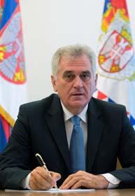 Tomislav Nikolic Νίκολιτς προς Σκοπιανούς : Για την Σερβία είστε Μακεδονία κι όχι FYROM