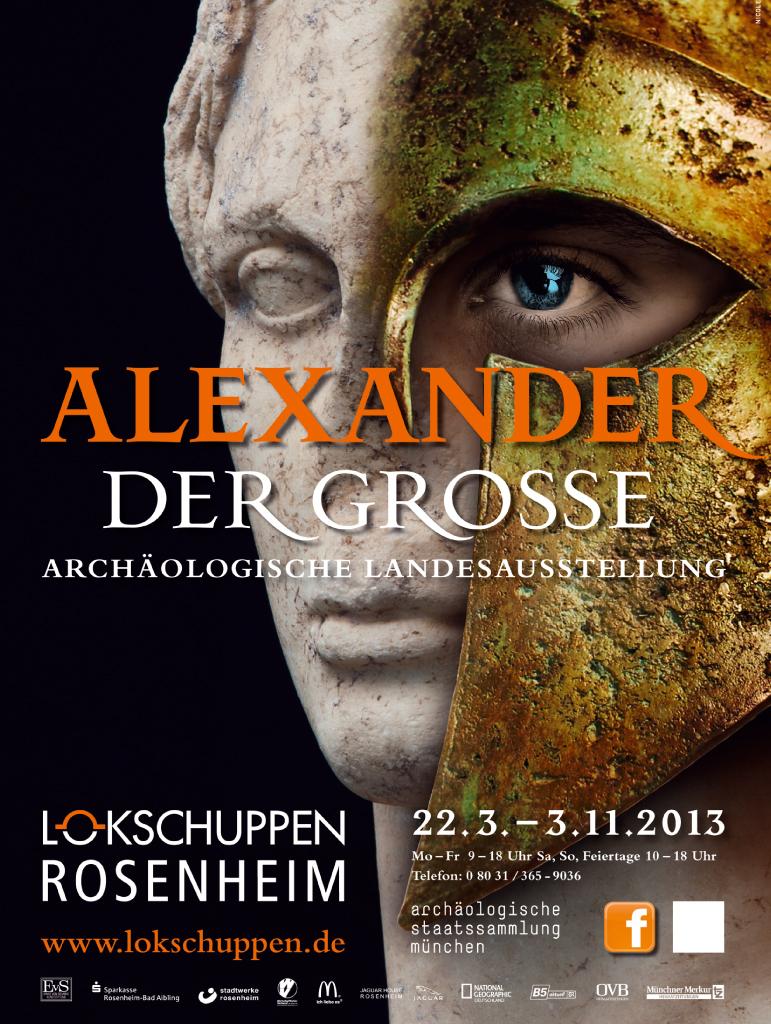 Alexander der Große-Archäologische Landesausstellung