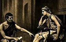 Aristotle tutoring Alexander by Jean Leon Gerome Ferris 225x145 Ο Σκοπιανός Τύπος με μια Ματιά 20 3 2012