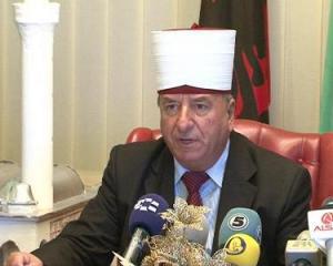 sulejman Rexhepi Σουλεϊμάν Ρεξέπι, ηγέτης μουσουλμάνων της ΠΓΔΜ καλεί για την Μεγάλη Αλβανία [27 XI 2012]