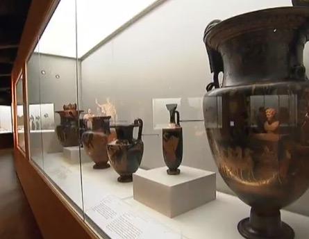 alexander exhib sydney16 Δείτε Φωτογραφίες από την Έκθεση «Μέγας Αλέξανδρος: Θησαυροί 2000 χρόνων» στο Σίδνεϊ