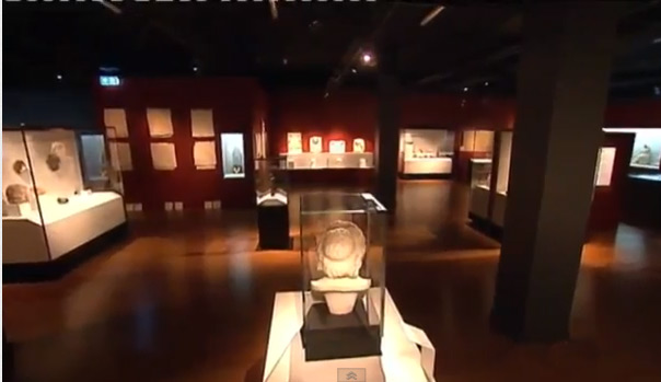 alexander exhib sydney4 Δείτε Φωτογραφίες από την Έκθεση «Μέγας Αλέξανδρος: Θησαυροί 2000 χρόνων» στο Σίδνεϊ