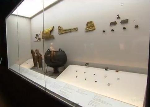 alexander exhib sydney6 Δείτε Φωτογραφίες από την Έκθεση «Μέγας Αλέξανδρος: Θησαυροί 2000 χρόνων» στο Σίδνεϊ