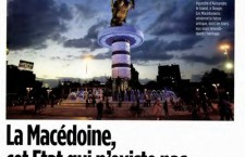 "Le Point's FYROM ""Does Not Exist"" Article Sparks Hysteria in Skopje"