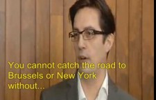 Prof. Stevo Pendarovski Gives an Opinion on FYROM Crisis (27-XII-2012)
