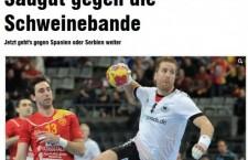 """""""Συμμορία από γουρούνια"""" αποκάλεσε την Εθνική Σκοπίων ο Τερματοφύλακας της Εθνικής Γερμανί..."""
