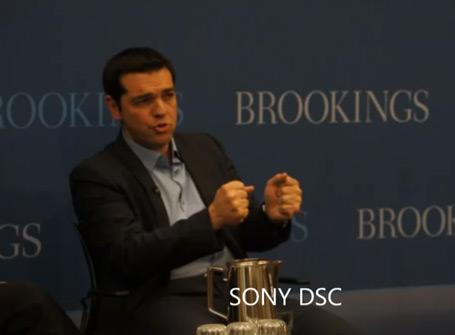 """Τσίπρας: """"Υπάρχουν Μακεδόνες στην Ελλάδα;"""" (Ηχητικό Ντοκουμέντο)"""