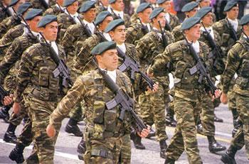 ellinikos stratos Όχι Σκοπιανοί, Αλβανοί και Τούρκοι στον Ελληνικό Στρατό