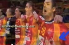 Σκάνδαλο με την εθνική ομάδα Χάντμπολ των Σκοπίων