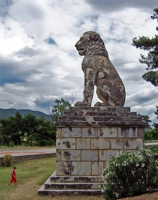 Amphipolis ΥΠΠΟΑ : Η Γενική Διεύθυνση Αρχαιοτήτων και Πολιτιστικής Κληρονομιάς απαντά στα δημοσιεύματα σχετικά με τον Λέοντα της Αμφίπολης