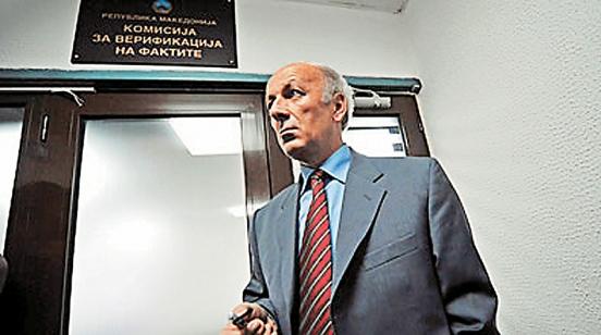 gianevski Αίσθηση και αντιδράσεις για αποκαλύψεις σχετικά με συνεργάτες των μυστικών υπηρεσιών της πρώην Γιουγκοσλαβίας