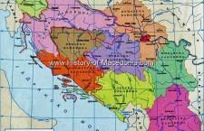 "map of yugoslavia 1939 vardarska 225x145 Η Washington Post δημοσιεύει φωτογραφία από Σκόπια με αλυτρωτικό χάρτη της ""Μεγάλης Μακεδονίας"""