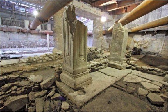 Thessaloniki ΥΠΠΟΑ : Δρομολογείται λύση για  τις Αρχαιότητες του Μετρό Θεσσαλονίκης