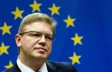Σκόπια : Ο Επίτροπος Στ.Φούλε χαιρέτισε την έγκριση του πορίσματος της επιτροπής για τα επεισόδια στ...